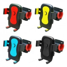 (Ready Stock) Bicycle Anti-Shake Navigation 360 Degree Rotating Mobile Phone Bracket