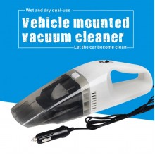 (Ready Stock) Portable Handheld Vacuum Cleaner Wet and Dry Dual Use Car Vacuum 12V 60W