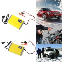 (Ready Stock) 12V 2A Motorcycle Smart Automatic Battery Charger Maintainer Trickle