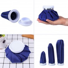 (Ready Stock) 6 inch Small Injury Knee Head Ice Bag Cap Massage Heat Pack Pain Relief Outdoor