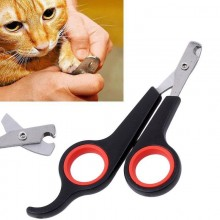 (Ready Stock) Pet Dog Cat Rabbit Bird Guinea Pig Claw Nail Clippers Trimmers Scissors Kit Tool