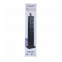 (Ready Stock) FIODIC 39 Inches Home Standing Mini Hi-Fi Speaker Wireless Tower