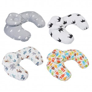 (Ready Stock) Baby Feeding Boppy U Shaped Newborn Breast Nursing Pillow Pregnancy