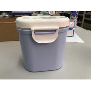 (Ready Stock) Large Portable Capacity Milk Powder Storage Tank Box Food Container
