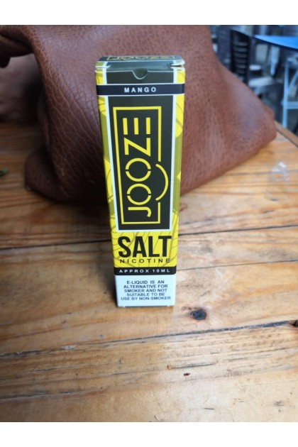 (Ready Stock) Jooze Pod Flavor Salt Mango 35mg/50mg 10ml E-Liquid