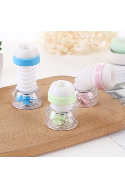 (Ready Stock) Faucet Filter Splash Shower Tap Kitchen Water Filter Purifier Nozzle Water Saver