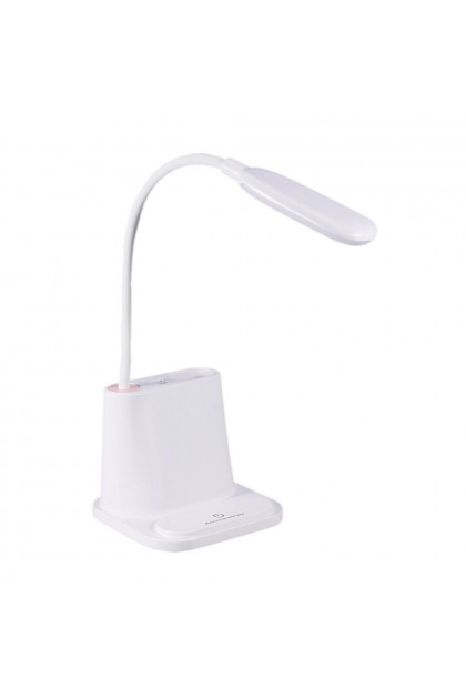 (Ready Stock) Bedside lamp Cute Touch Eye Protection Colorful Night Light for Bedroom Home