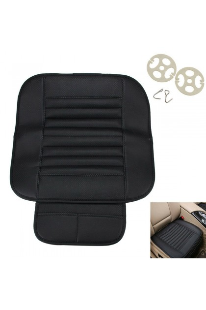 (Ready Stock) Car Full Surround Seat Cover Cushion Bamboo Charcoal Breathable Seat Cushion Pad