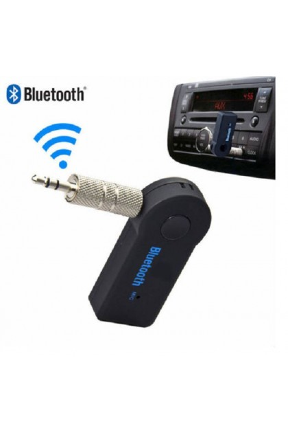 (Ready Stock) Wireless USB Mini Bluetooth Aux Stereo Audio Music Car Adapter Receiver
