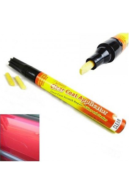 (Ready Stock) Car Scratch Repair Remover Paint Pen Vehicles Applicator Fix It Clear Touch Up