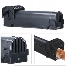 (Ready Stock) Sensitive Mouse Mice Rat Trap Rodent Animal Catch Bait Humane Live Hamster Cage