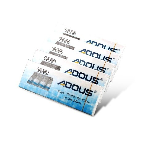 Ready Stock) 50Pcs ADUOS Disposable Cleaning Reduce Tar