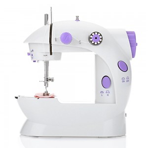 (Ready Stock) Desktop Sewing Machine Mini Electric Portable Hand Held