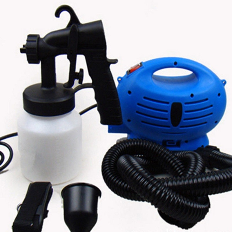 Ready Stock) Electric Spray Gun Multi Function Automatic DIY